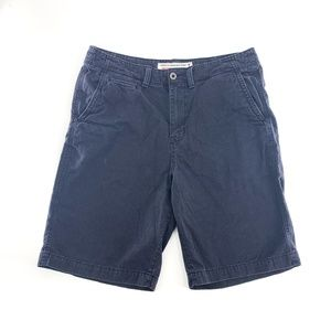 American Eagle Navy Longboard Casual Shorts